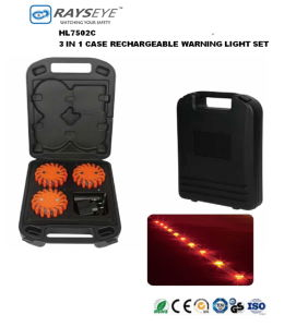 3 Pack Light in Case Warning Flare Light Road Safety Light pictures & photos