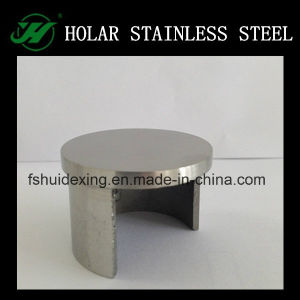 Stainless Steel U Channel End Cap pictures & photos