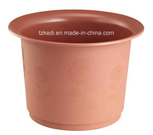 Sunflower Plastic Garden Planter (KD3001-KD3004) pictures & photos
