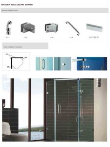 Glass Sliding Door system pictures & photos