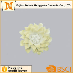 Ceramic Aroma Flower Diffuser Wholesale pictures & photos