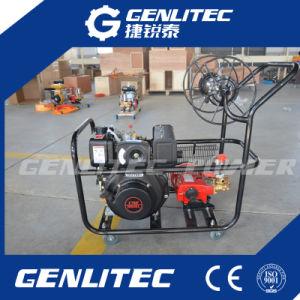 30L Diesel Engine Agriculture Gardon Power Sprayer Pump Machine pictures & photos