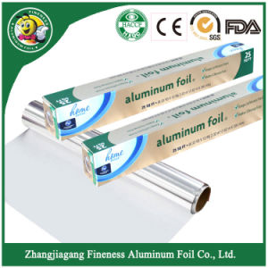 Food Wrapping Household Aluminum Foil Paper pictures & photos