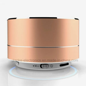 Hot Sell Mini Round Wireless Bluetooth Portable Speaker (600) pictures & photos