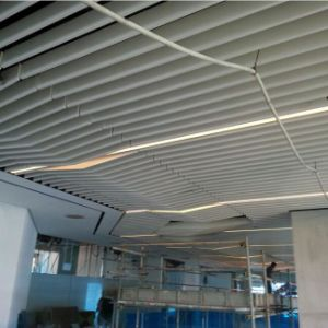 Modern Design Aluminum Customized Baffle Ceiling pictures & photos