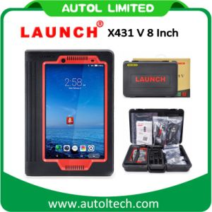 Cheap and Best Launch X431 V 8 Inch WiFi/Bluetooth Global Version Full System Scanner, Original Launch X431 V Diagnostic Tool pictures & photos