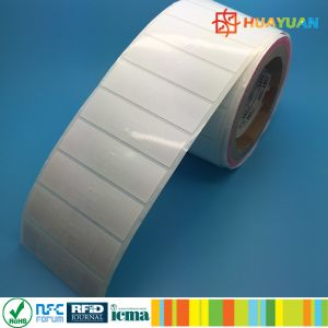 Cheap price ALN H3 9662 UHF Inlay tags Smart RFID Paper Label pictures & photos