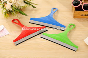 Water Shower Squeegee Water Window Scraper Washer Cleaning Silicone Squeegee Glass Wiper pictures & photos