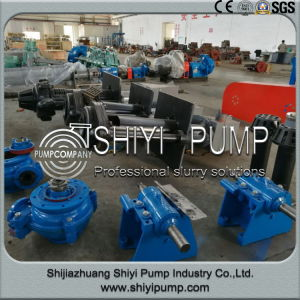 Mineral Processing Acid Resistant Slurry Handling Vertical Sump Slurry Pump pictures & photos