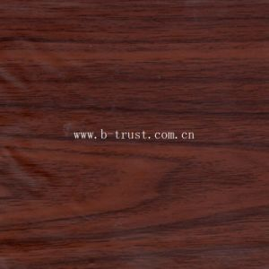 PVC Embossed Film for Vacuum Press on MDF Panel pictures & photos