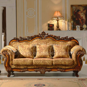 Fabric Sofa Set for Living Room Furniture (929V) pictures & photos