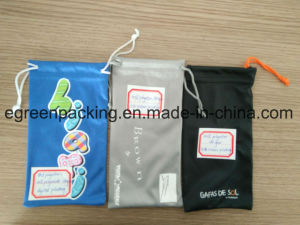 Customized Microfiber Pouch Factory Direct pictures & photos