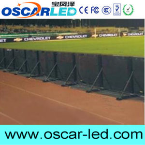 P8 Outdoor Stadium Side Small LED Advertising Display