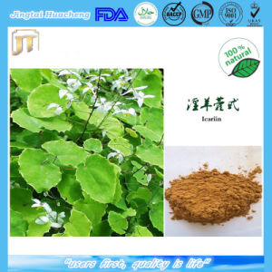 100% Natural Food Additive Epimedium/Horny Goat Weed Extract pictures & photos