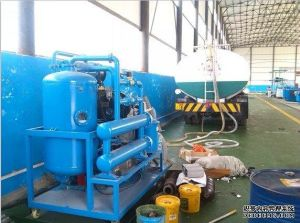 Vacuum Lubricating Oil Purification System for Oil Dehydration and Removing Particles pictures & photos