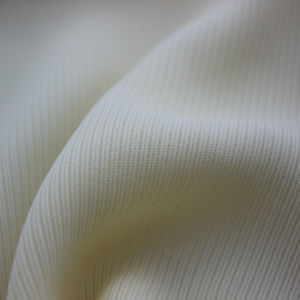 Polyester Thick Stripe Fashion Fabric pictures & photos