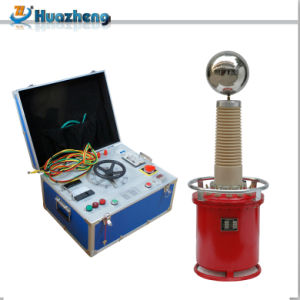 China Mainland Competitive Price High Voltage Testing Transformer pictures & photos