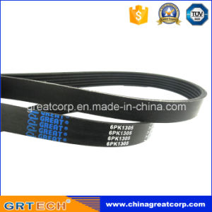 OEM Quality V Ribbed Belt 6pk1305 pictures & photos