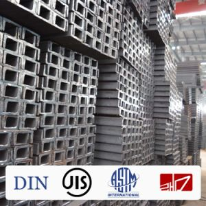 U Channel/ C Channel/ Channel Beam/ Steel Beam Q345/Q235/Ss400 pictures & photos