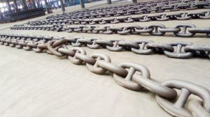 Nk Certification R3/R4/R3s/R4s Stud Link/Open Link Mooring Chain Cable pictures & photos