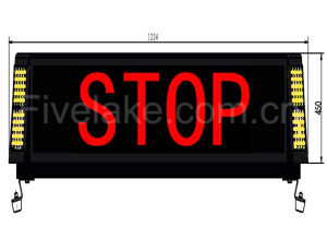 Airport Guiding LED Display Sinage pictures & photos