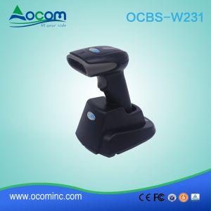 Supermarket Bluetooth Wireless Handheld 2D Barcode Scanner pictures & photos