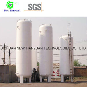 30m3 Volume 0.2MPa Working Pressure Liquid Storage Tank pictures & photos