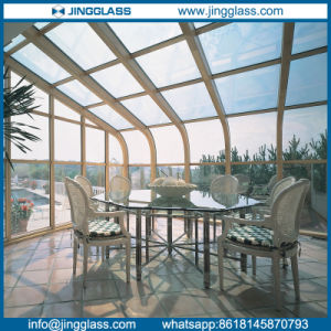 Curved Glass for Curtain Wall and Windows pictures & photos