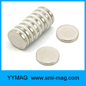 Strong N52 Neodymium Disc NdFeB Magnet for Industry pictures & photos