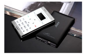 Hot Selling M3 Credit Card Size Mini Mobile Phone pictures & photos