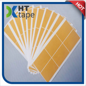 Strong Adhesive Yellow Glassine Pet Tape pictures & photos