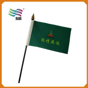 Promotion 15cmx21cm Hand Waving Flag for Election Campaign pictures & photos