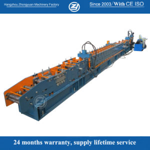 41-41 C Channel Guide Rail Roll Forming Machine pictures & photos