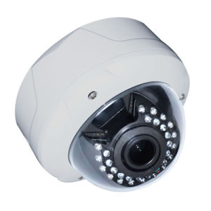 4X Zoom 2.8-12mm Lens 1080P IR Dome Network IP CCTV Camera pictures & photos