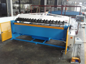 W62y-3X2500 Hydraulic Folding Machine for Steel Pan Box pictures & photos