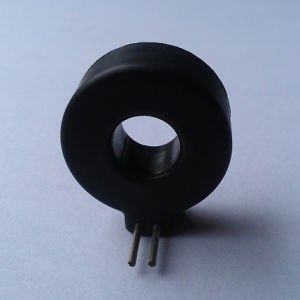 Vertical PCB Mounting Current Transformer 1000: 1 8.9mm Hole 0.5class 19A 44ohm pictures & photos