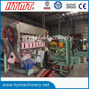 HY25-160Tx2500 high effective heavy duty expanded mesh making machine pictures & photos