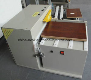 Most Popular Woodworking Furnicture Mannual Edge Corner Rounding Machine Tc-858 pictures & photos