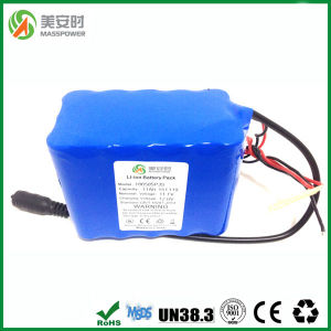 High Capacity Energy Density Li Ion Battery Pack for UVA Aircraft pictures & photos