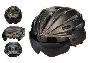 OEM Design Your Own Bicycle Helmet for Outdoor Riding pictures & photos