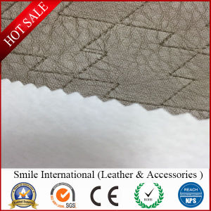 Sime-PU Leather for Shoes, Handbags, Sofa pictures & photos
