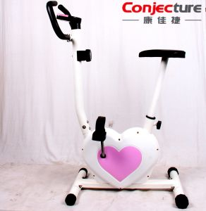 2017 New Design Sports Machine Heart-Shaped Exercise Bike Fitness Equipment pictures & photos