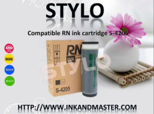 Rn Ink for Use in Riso Duplicator pictures & photos