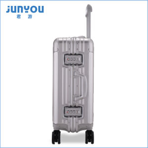 Good Quality Hot Sale 20 24 Inch Aluminum Frame Luggage pictures & photos