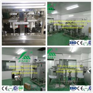 Frozen Yogurt Machine Jimei Whole Complete Production Line pictures & photos