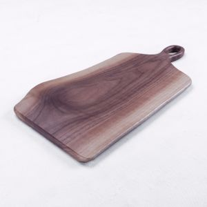 American Walnut Chopping Board with Nature Edge pictures & photos