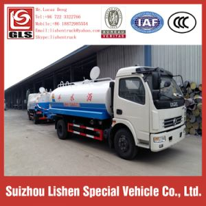 6 Ton Water Truck Dongfeng Water Tanker Sprinkler pictures & photos