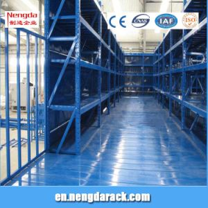 Storage Racking Mezzanine Rack for Warehouse Steel Rack pictures & photos