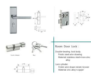 Wooden Door Stainless Steel Lock pictures & photos