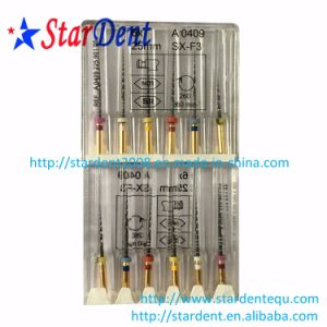 Dental Heat Activation Files Engine Use Root Canal Files pictures & photos